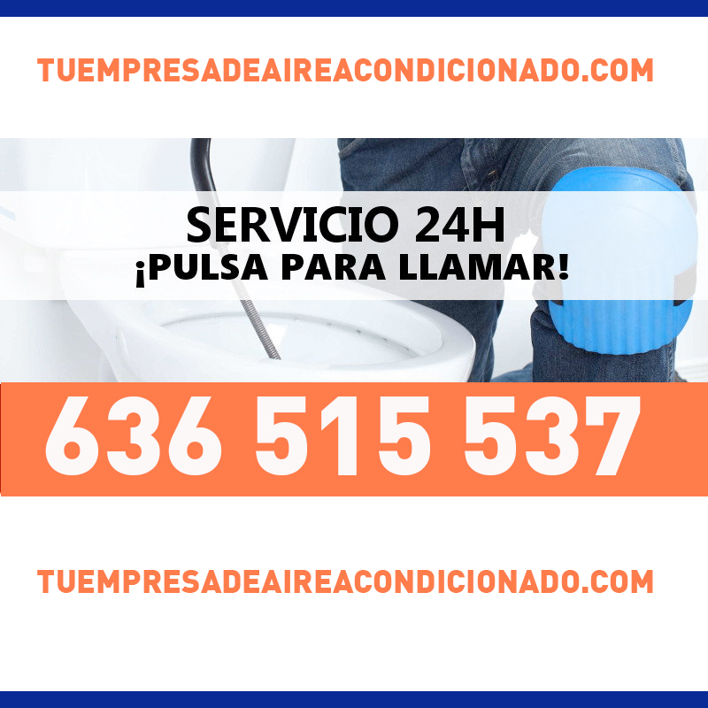 Mejores empresas de desatascos en Madrid